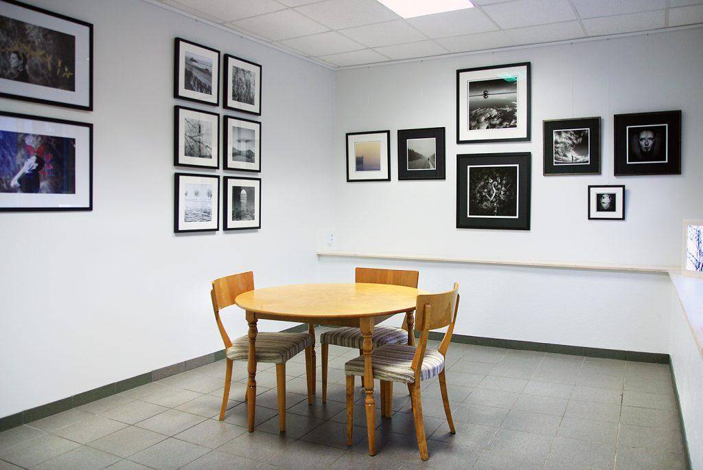 Foto: Tuuli Mann. Fotokunsti näitusmüük galeriis Positiiv 3.-16.12.16