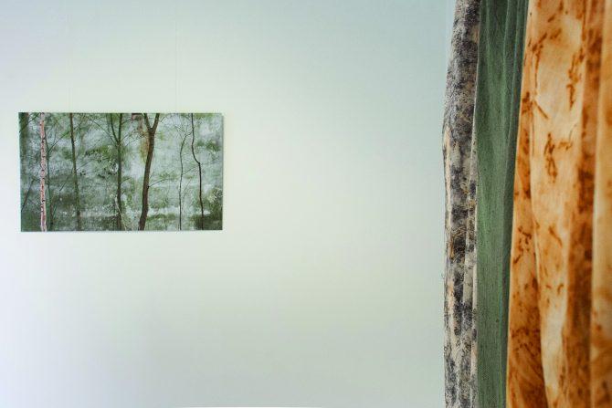 """EV100 näitus: Ülle Saatmäe """"Vaateväli"""" galeriis Positiiv 25.-30.09.17"""
