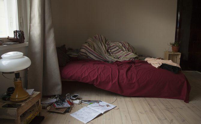 """EV100 näitus: Triin Kerge """"Kui kaugel on lähedus"""" galeriis Positiiv 21.11.-8.12.17"""