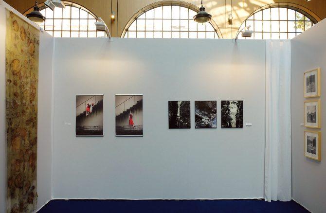 Galerii Positiiv Pariisis rahvusvahelisel nüüdiskunsti messil P/CAS 18.-21.10.18