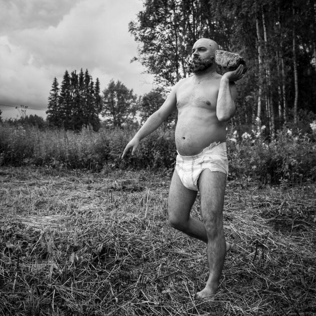 """Meeli Laidvee, Andres Varustin """"Haagitud valik"""". Näitus galeriis Positiiv 12.-30.11.2021"""