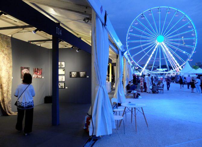 Galerii Positiiv osales kunstimessil Summer Antibes Art Fair 2019