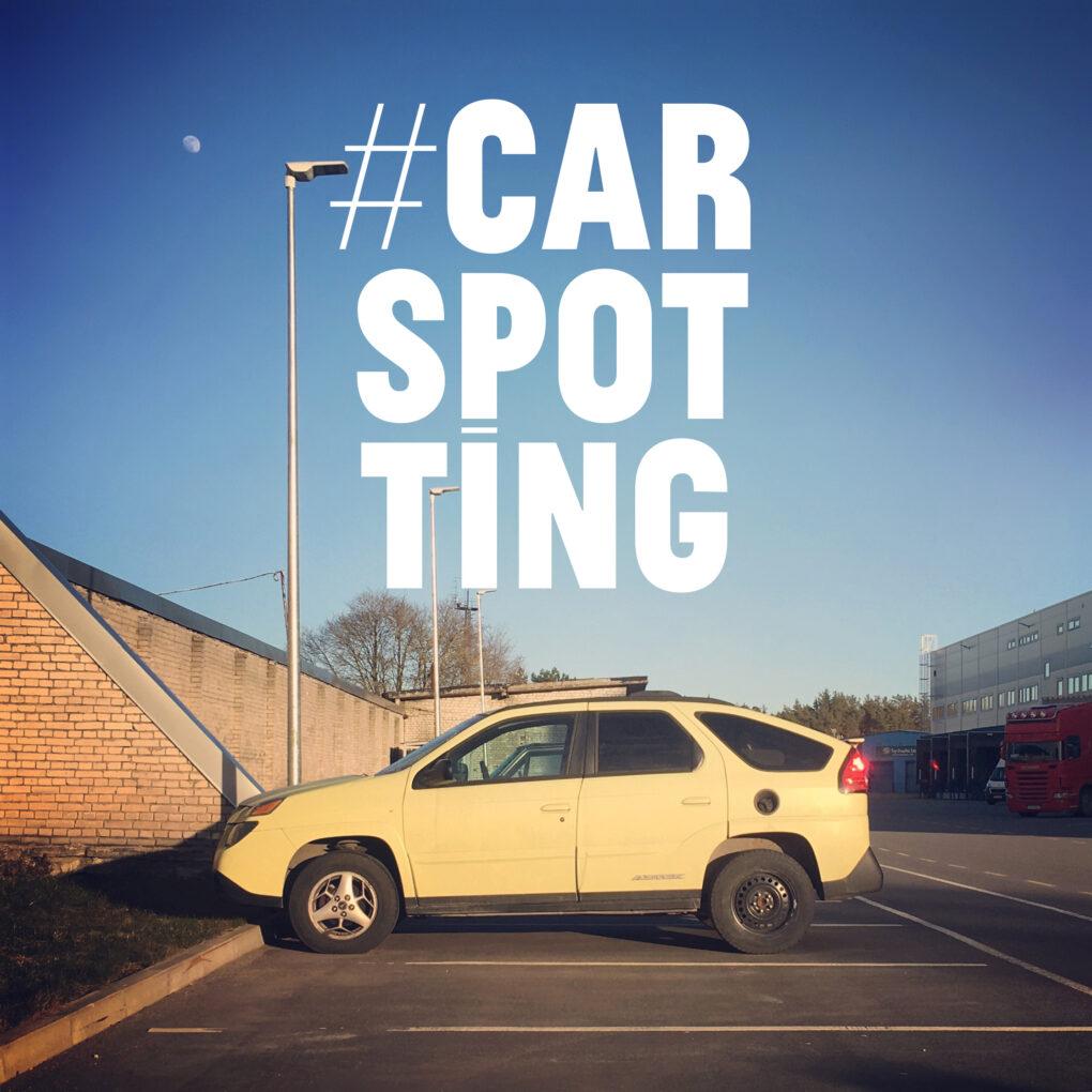 Dan Mikkin #CARSPOTTING. Näitus galeriis Positiiv 8.02.-5.03.21